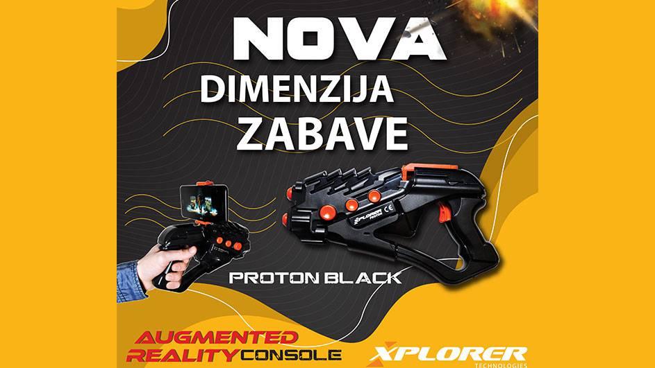 Nova dimenzija zabave: Augmented reality console
