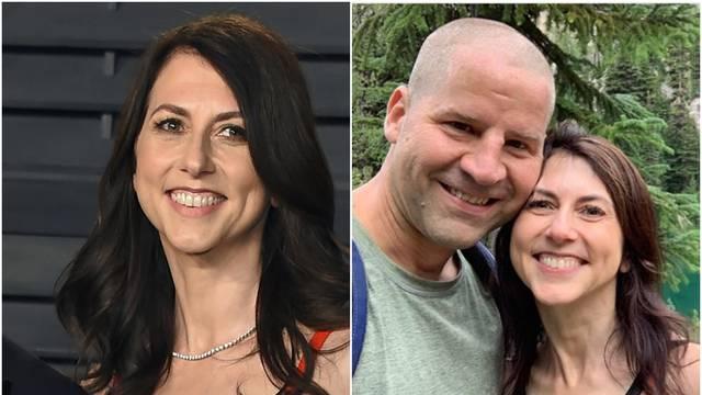 Milijarderka i Bezosova bivša žena udala se za nastavnika