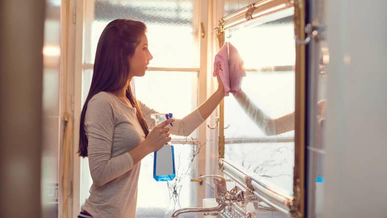 4 odlična trika kako da vam se ogledala u kupaonici ne magle