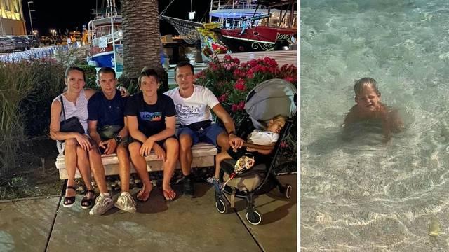 Maleni Šimun (3) je proplivao: Nakon teške operacije lavić je 'postao prava ribica' u vodi