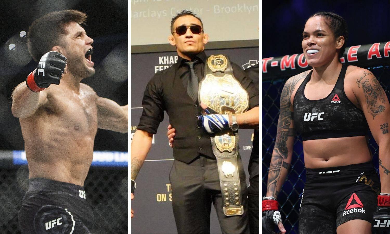 UFC najavio spektakl na otoku: Tri borbe za titulu iste večeri