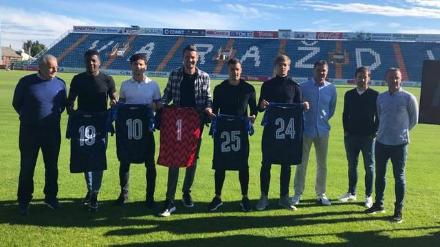 HNL ikone u vodstvu Varaždina: Mumlek novi sportski direktor, a Dario Jertec menadžer tima