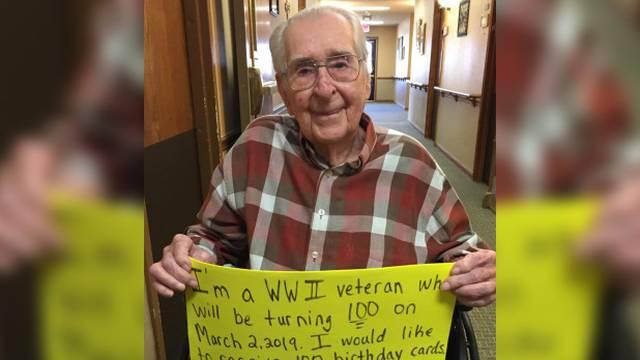 Za 100. rođendan poželio 100 čestitki, a dobio ih čak 10.000