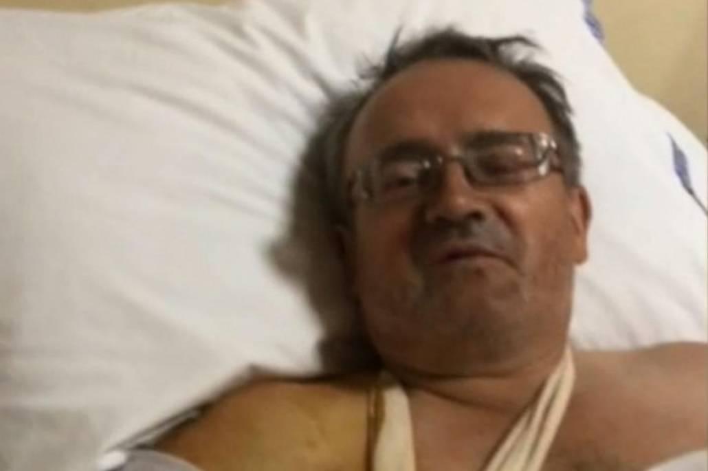 Hrvatskog pomorca koji je stradao u Bejrutu otpustili iz bolnice, operirali ga četiri sata