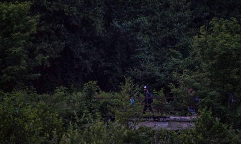 Izgubljeni izbjeglice lutaju po Hrvatskoj: Je li ovo Slovenija?