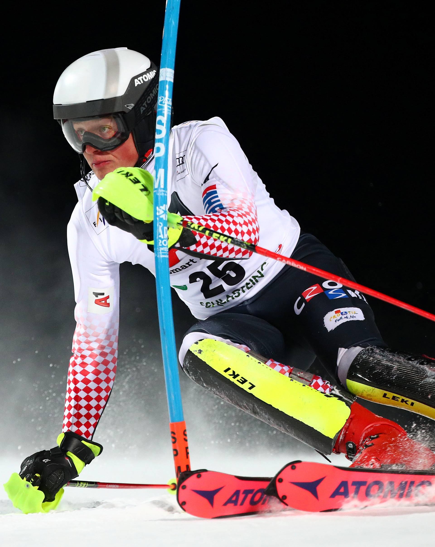 Alpine Ski World Cup - Men's Slalom