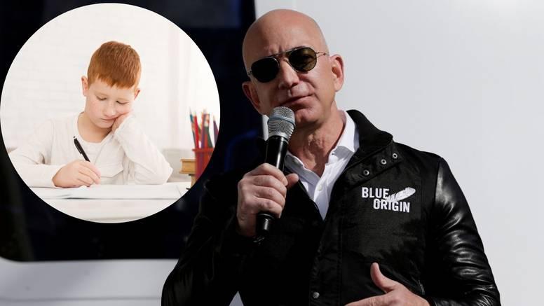 Jeff Bezos ima super savjet za uspjeh - i odraslih i male djece