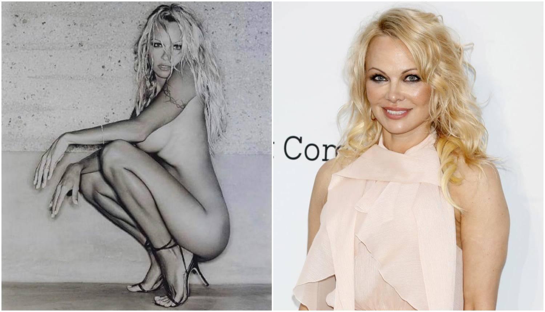 Pamela Anderson objavila golu fotku, a protivi se pornografiji