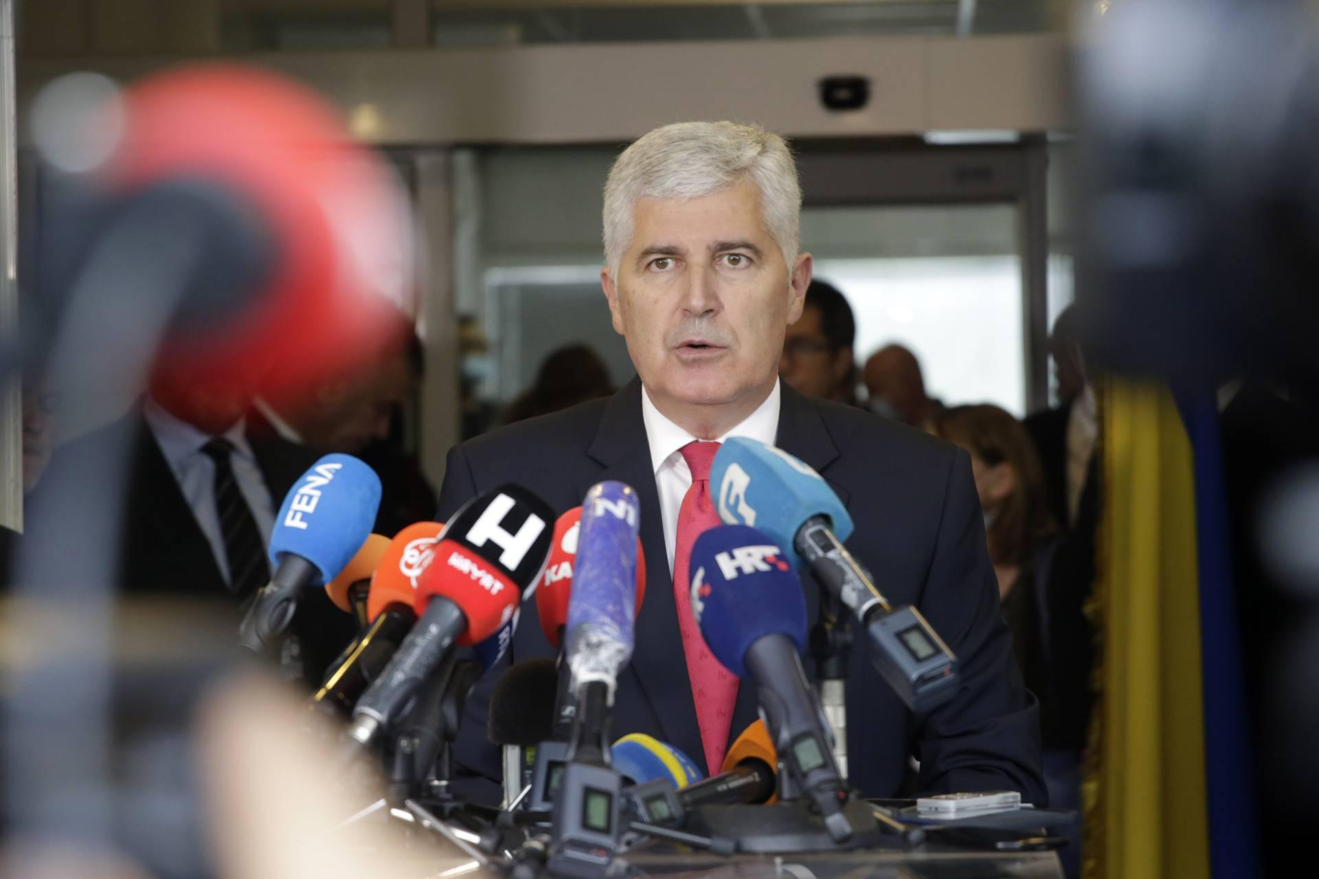 Čović: 'U XI. izbornoj jedinci očekujemo sva tri mandata'