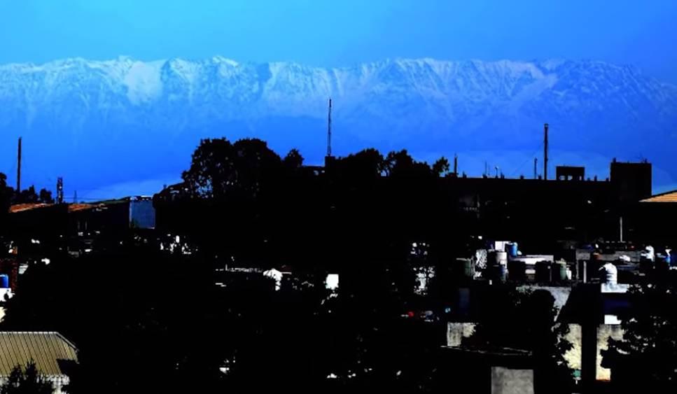 Vrhovi Himalaje prvi put nakon 30 godina vide se iz Indije
