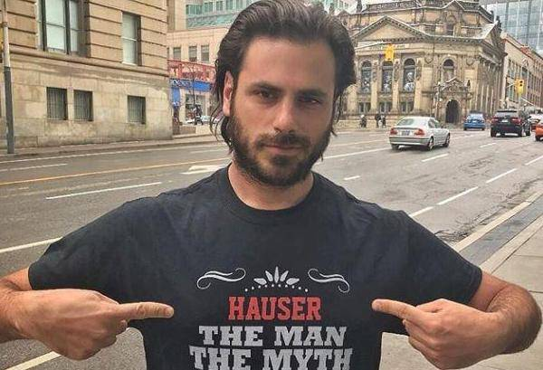 Hauser grli majku: 'Biti s njom najljepši je osjećaj na svijetu'