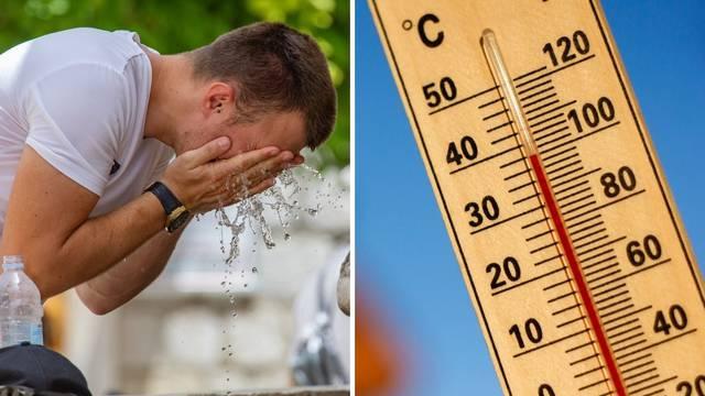 DHMZ upozorava: Zbog vrućina izbjegavajte kavu i alkohol, mažite se i isključite uređaje