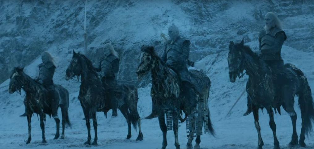Mrtvi dolaze: Novi foršpan za šestu sezonu 'Igre prijestolja'