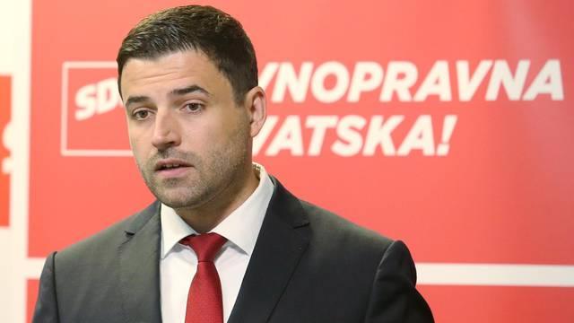 Zagreb: SDP predstavio plan za povećanje plaća u zdravstvu i obrazovanju