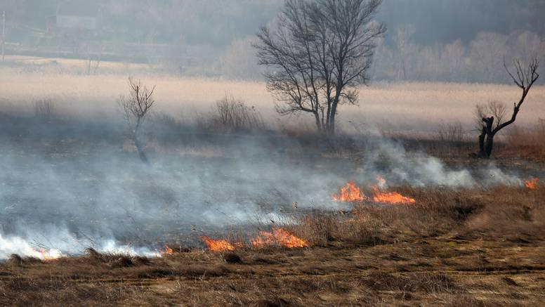 Muškarac (80) je palio travu, udisao vrući dim i stradao