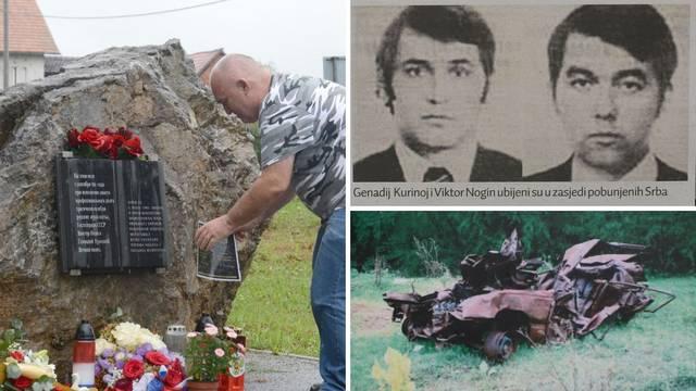 Dvojica osumnjičena da su 1991. ubili dva ruska novinara kod Kostajnice: Tijela nisu nađena