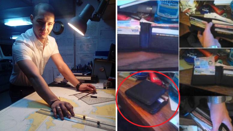 Ubojica vratio novčanik: 'Tako ću možda uspjeti otići na brod'