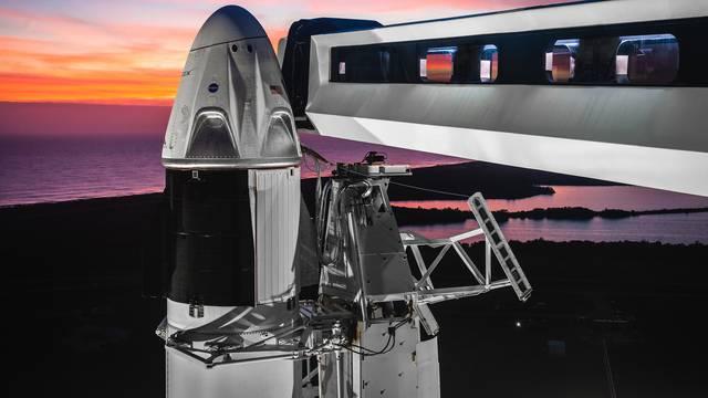Spremni za prvi let: U ovoj će letjelici astronauti ići na ISS