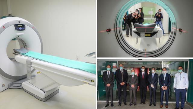 KB Dubrava dobio novi CT: Donacija od 1.400.000 kuna