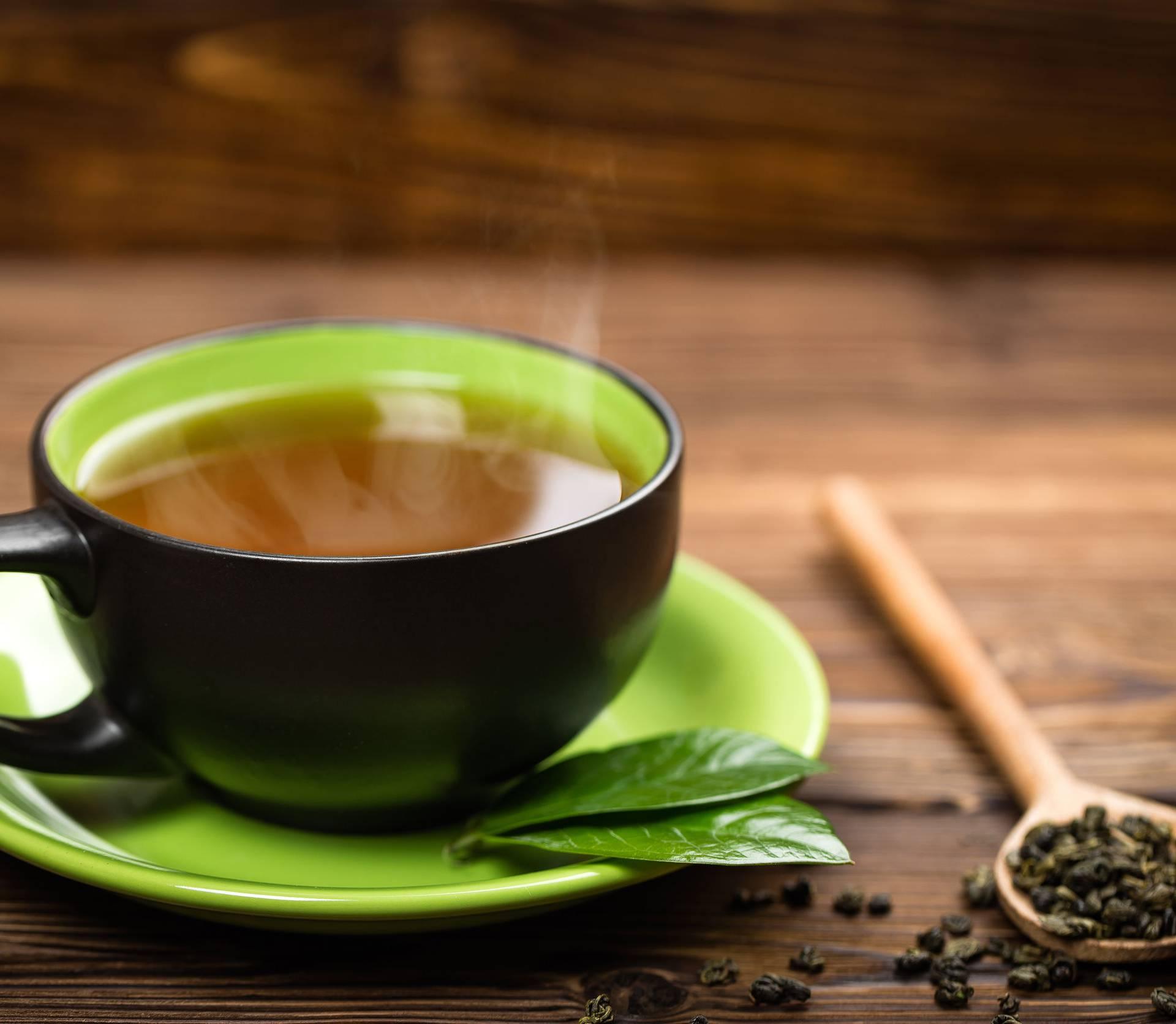 Pijte ga minimalno tri puta na tjedan - zeleni čaj čuva srce