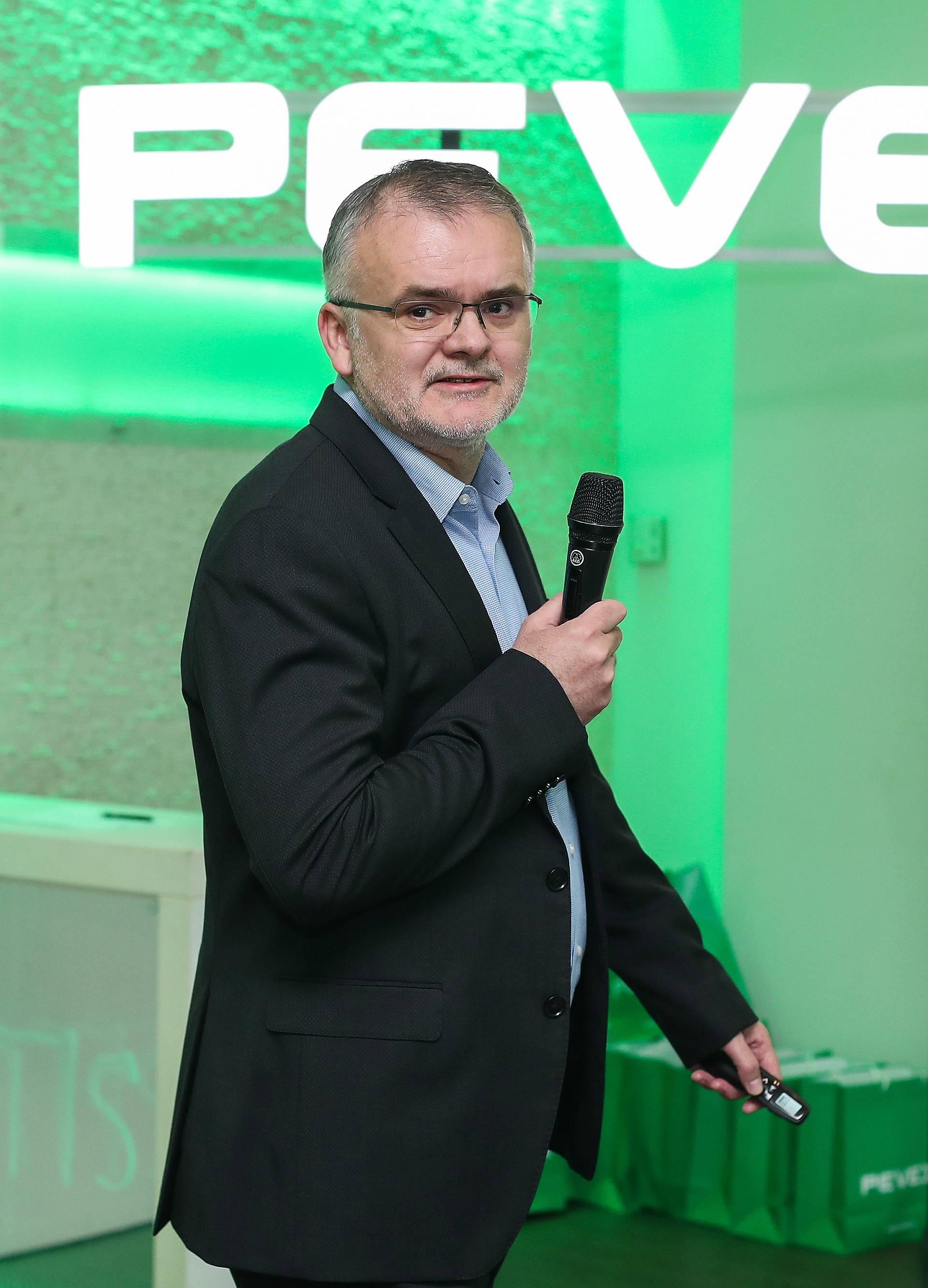 Lovrinčević iz Pevexa: 'Dajte da naši ljudi zarade svoj kruh'