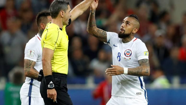 'Arturo Vidal se tukao pijan i onda kupio snimku da ju uništi'