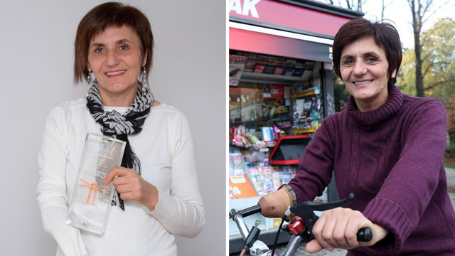 Teta Mira s kioska u Zagrebu izabrana za najradnicu godine