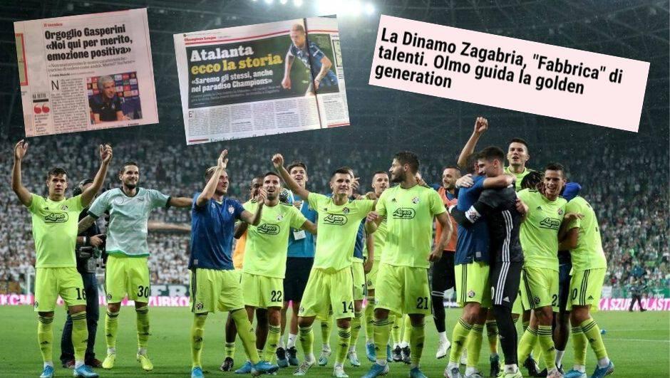 Talijani: Dinamo je njihov Juve, a Petković je kao Ibrahimović