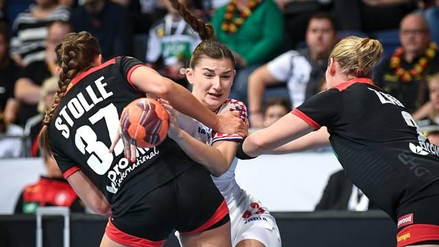 Handball Women: Germany - Croatia