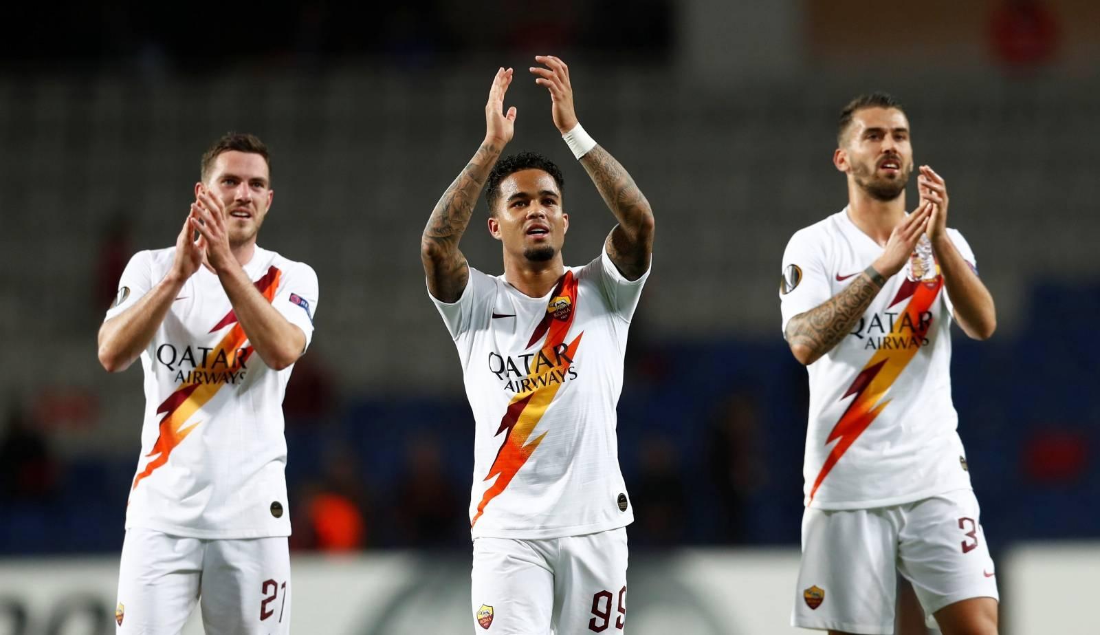 Europa League - Group J - Istanbul Basaksehir F.K. v AS Roma
