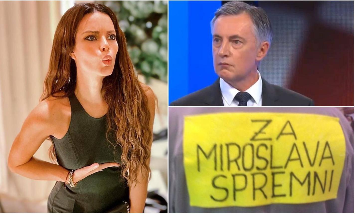 Objavila i fotke: Nikolini Pišek je mučno od Škorinih glasača...