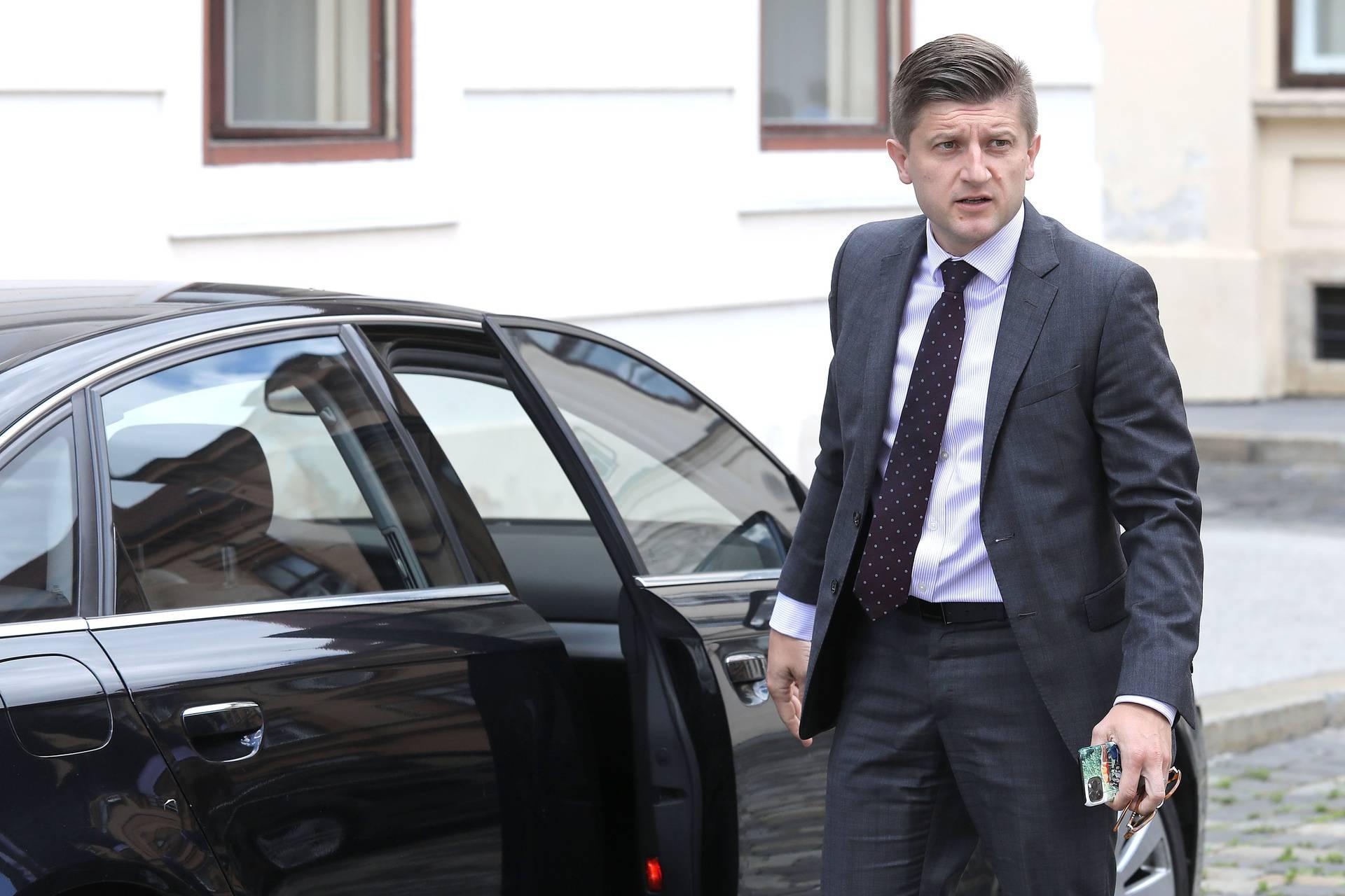 Zagreb: Ministar Marić komentirao procjene pada BDP od 10.8%