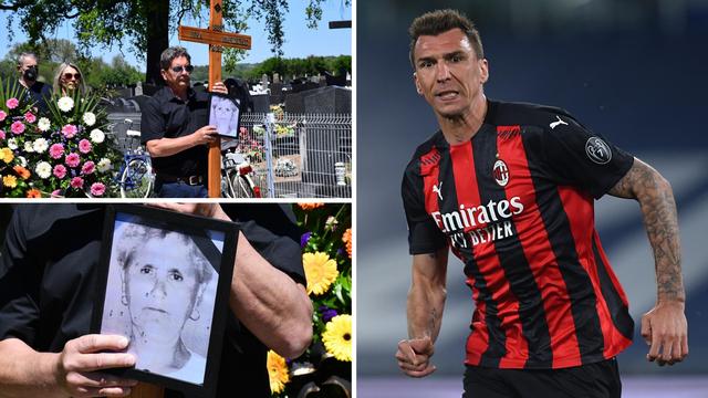 Mandžin otac: Mario nije stao zvati, htjeli smo mu reći da je baka umrla tek nakon utakmice