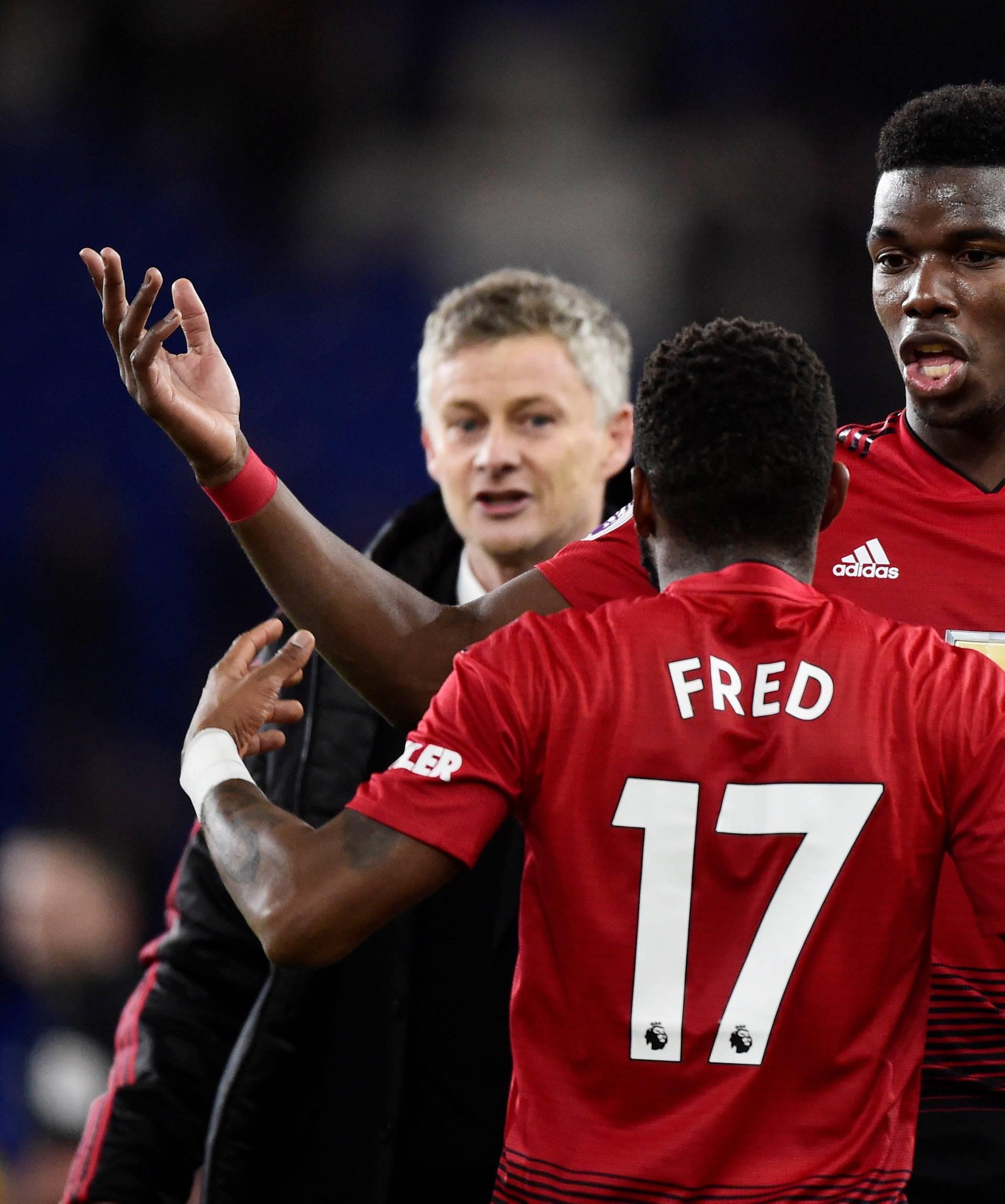 Premier League - Cardiff City v Manchester United