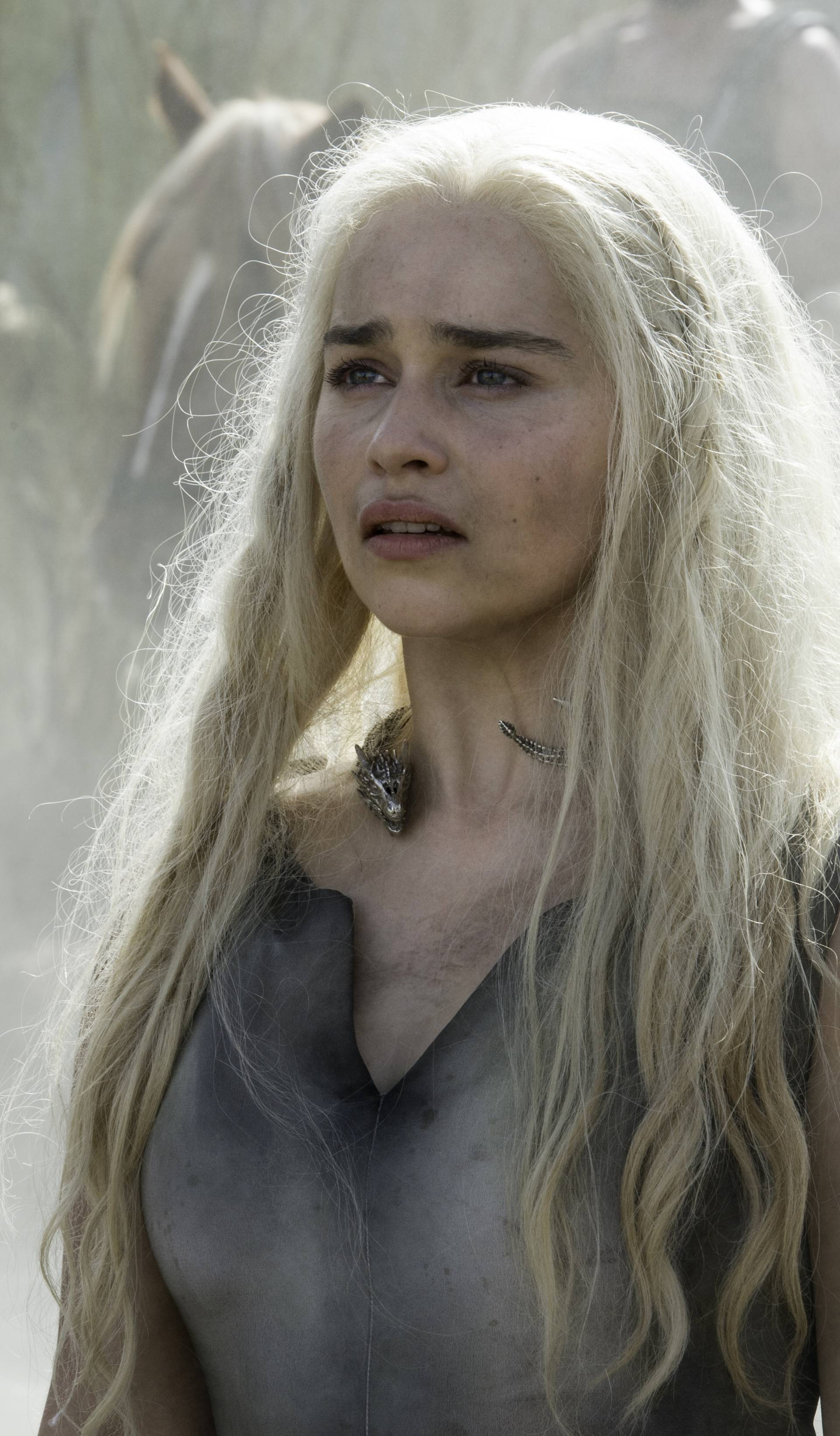 Khaleesi je bježala od pijanih obožavatelja 'Igre prijestolja'