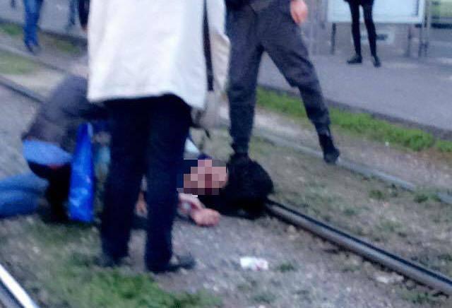 U naletu tramvaja na Držićevoj aveniji ozlijeđen je muškarac