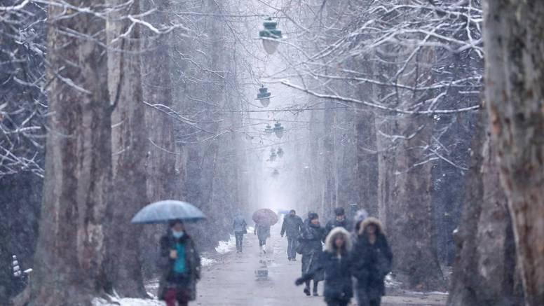 Veći dio BiH zahvatio ledeni val, temperature do -20 stupnjeva