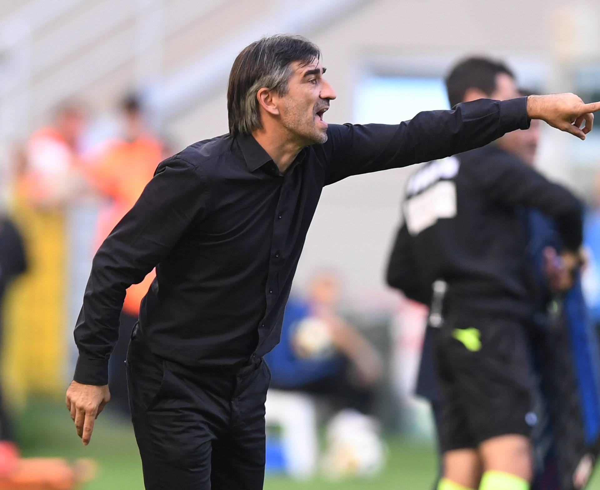 Serie A - Inter Milan vs Genoa