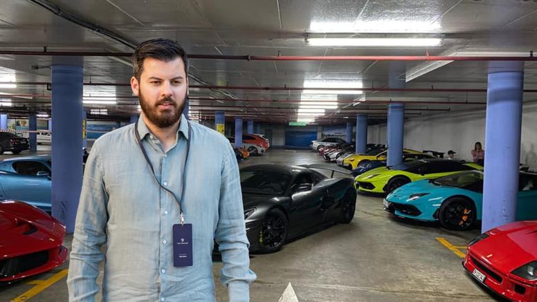 U Zagreb stigli najekskluzivniji automobili na svijetu, Rimac: 'Ovdje ima 100 milijuna eura'