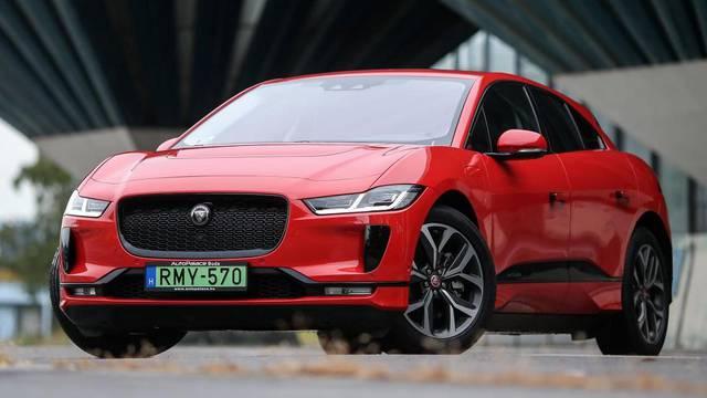 Jaguar I-Pace na testu: Tjedan s 'najboljim autom na svijetu'