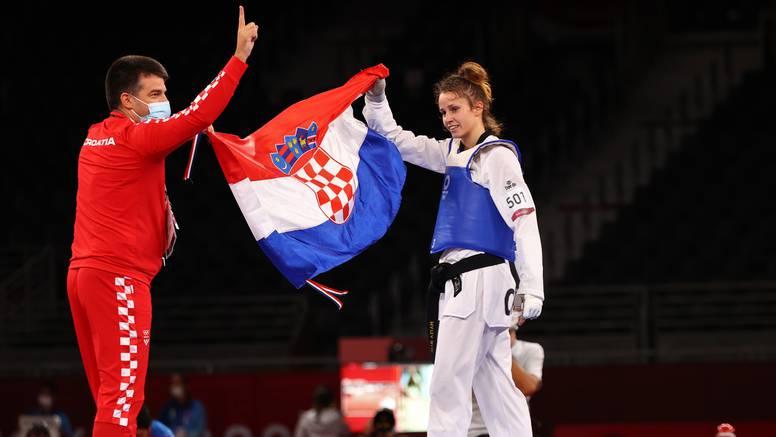 Matea Jelić osvojila prvu zlatnu medalju za Hrvatsku u Tokiju!