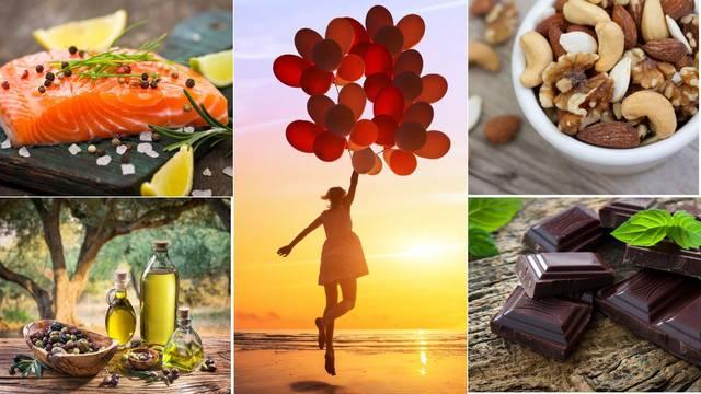 Prehranom protiv stresa: Ovo su super namirnice i aktivnosti koje će vam podići raspoloženje
