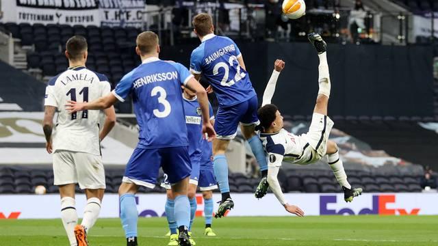 Europa League - Round of 32 Second Leg - Tottenham Hotspur v Wolfsberger AC