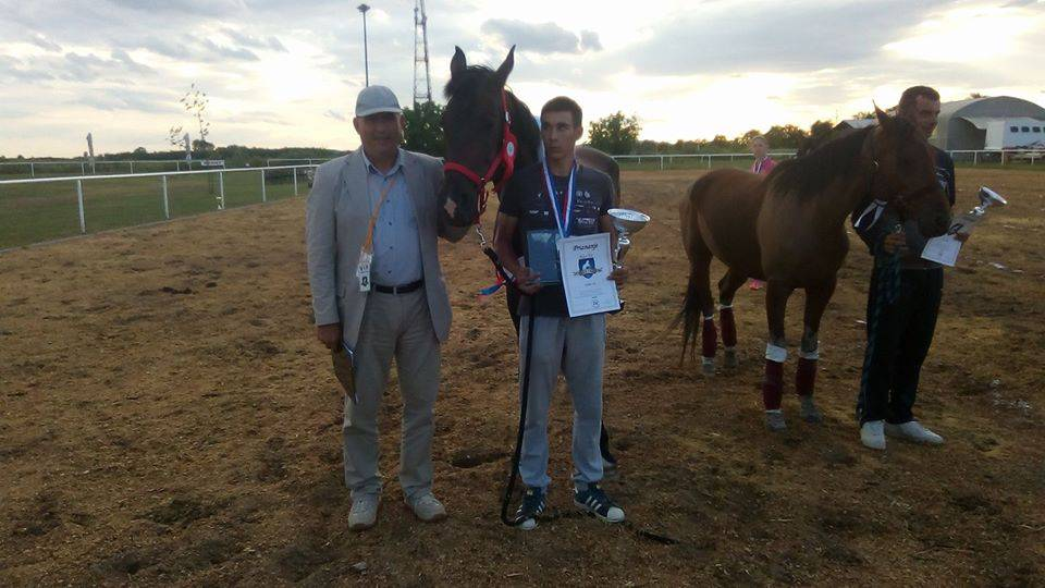 Prvak: Stefano (19) je osvojio dva zlata nakon loma noge