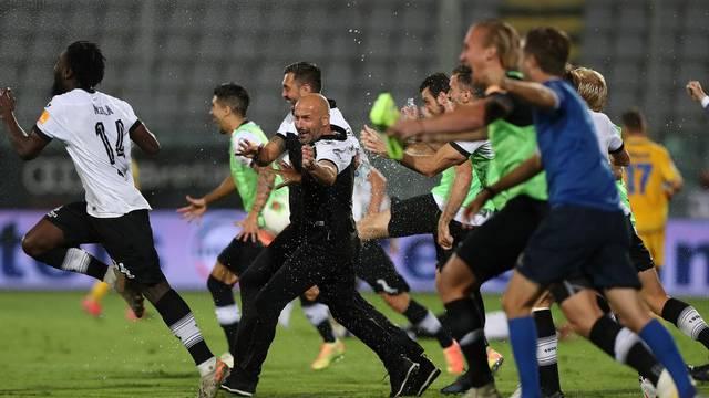Volpijeva Spezia prvi put u 114 godina izborila ulazak u Serie A