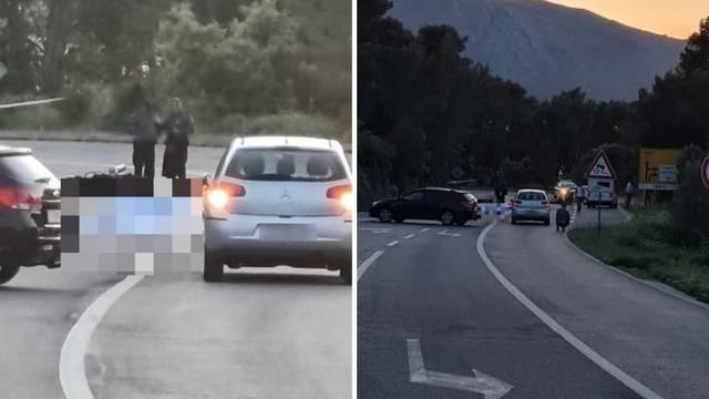 Vozač motora izgubio kontrolu u zavoju i udario u auto: U nesreći na Hvaru poginuo je i policajac