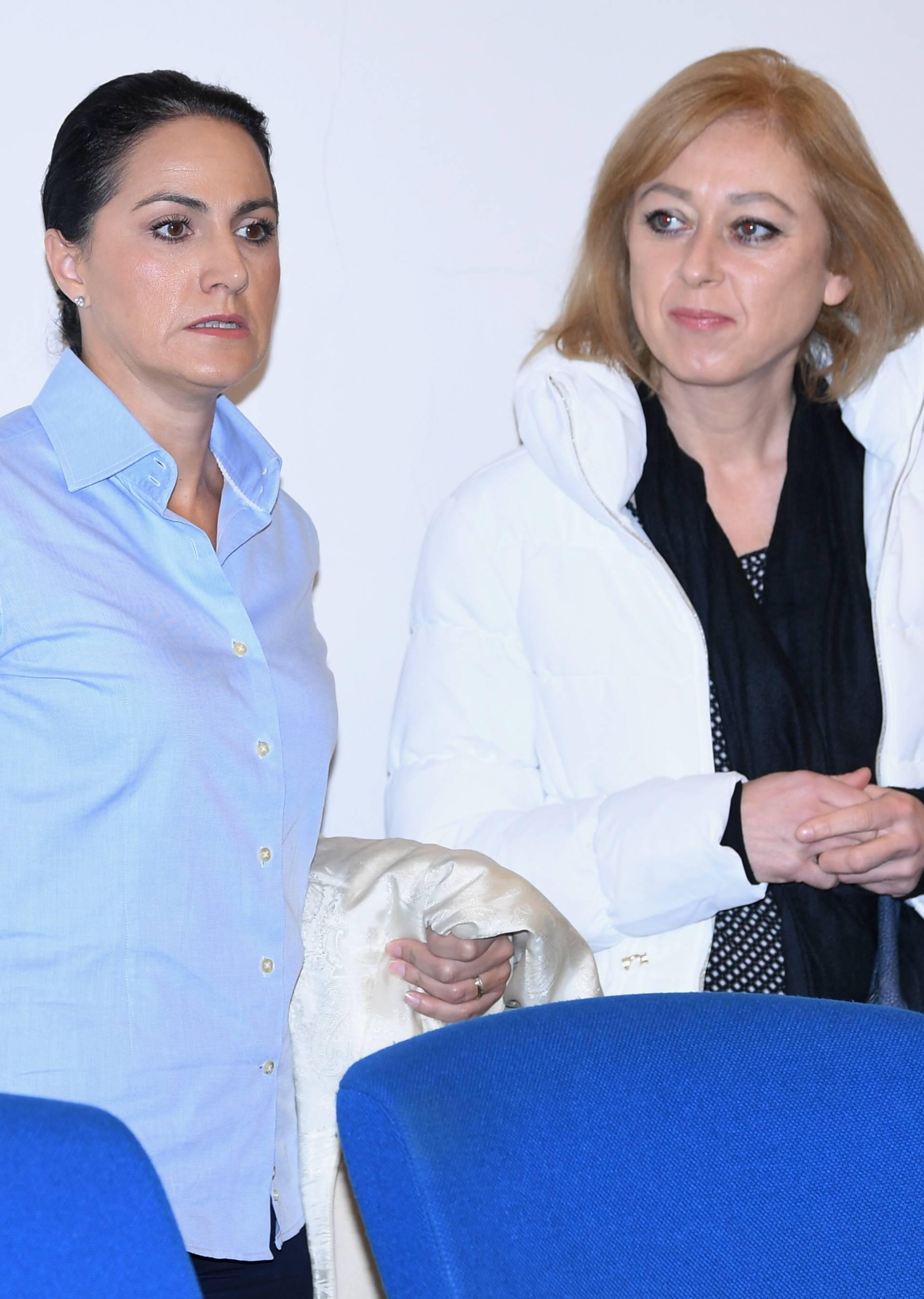 Matković tvrdi: HDZ nije platio Thompsonu; Barišić: Ona laže!