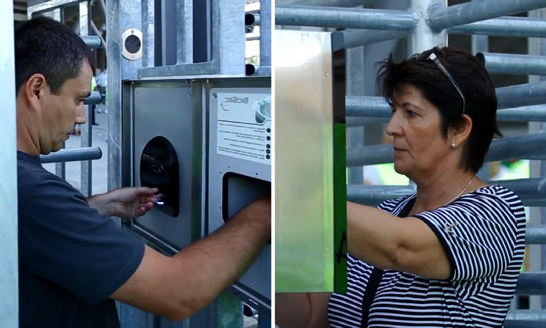 'Ajmo, ruke na pregled: Osijek će gledateljima skenirati vene?