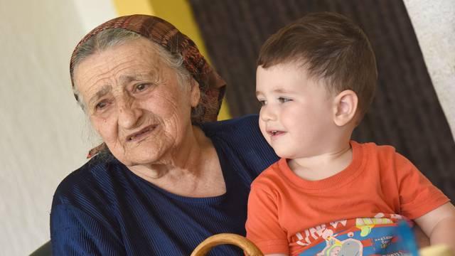 Prabaka Lucija: 'Od praunuka Filipa sam starija 90 godina...'