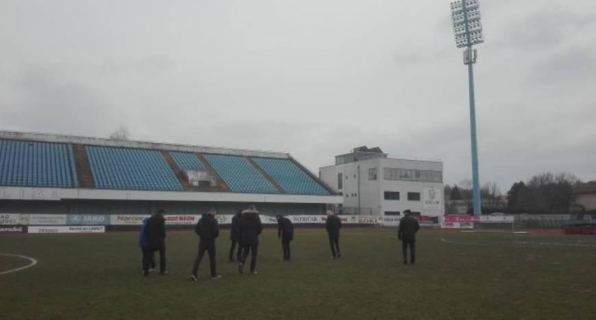 Ususret finalu Kupa: Stadion Cibalije je spreman za obnovu